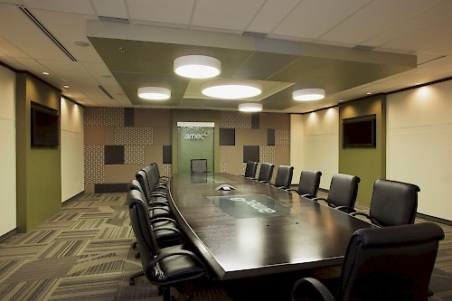North Campus Amec Foster Wheeler Boardroom