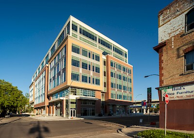 Meredith Block North West View by Remington Development Corporation