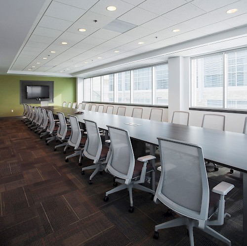 Parkside Schneider Electric Boardroom