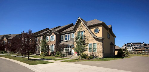 Birchwood Homes in Quarry Park Exterior