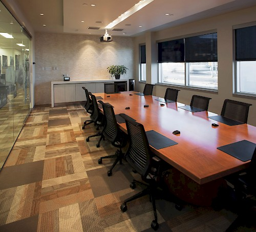 Quarry Central Aker Boardroom