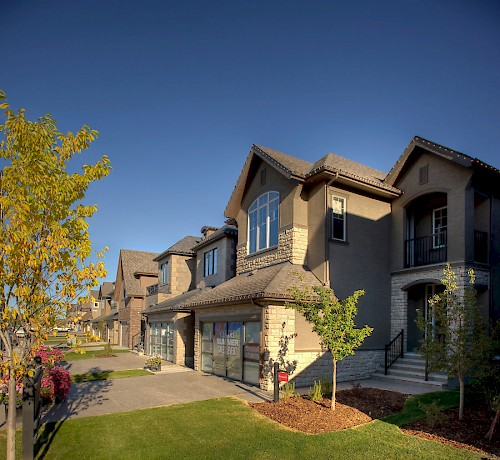 Cardel Homes in Quarry Park Exterior