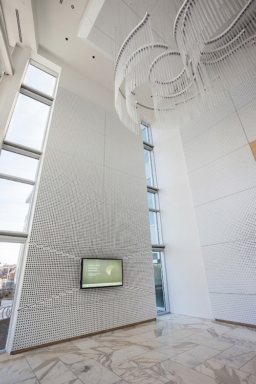 South Campus (Design Build) Foyer