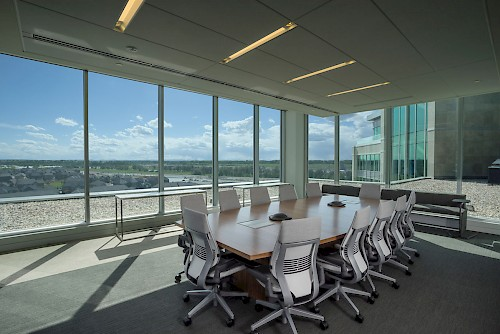 South Campus (Design Build) Boardroom