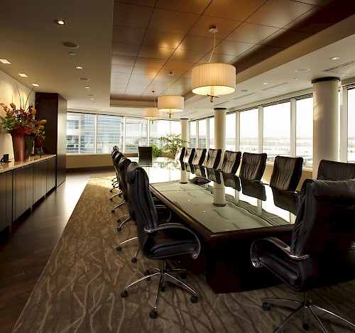 Quarry Park West (Design Build) Boardroom