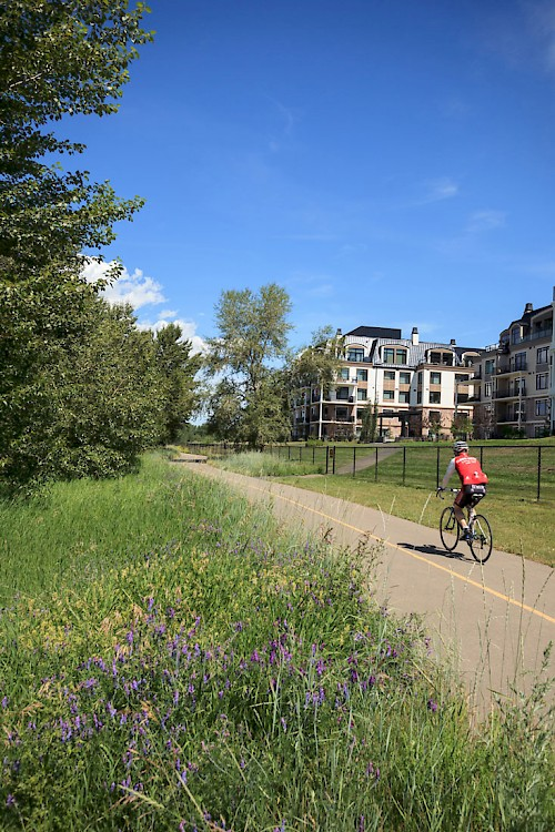 Community Design Connected Bike Paths